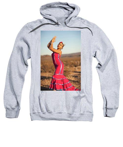 Spanish Dancer Sweatshirt