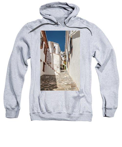 Spanish Street 1 Sweatshirt