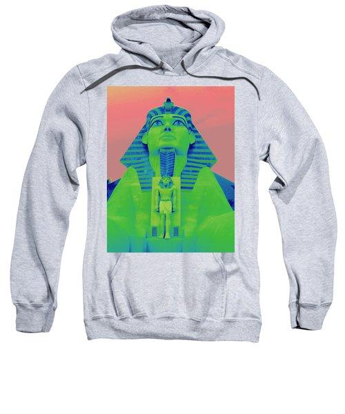 Sphinx At Luxor - 2 Sweatshirt