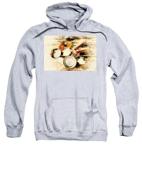 Spice Brown  Sweatshirt