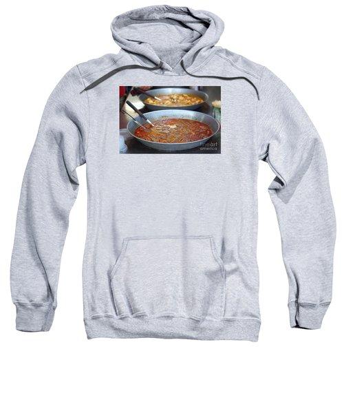 Spicy Duck Blood Soup Sweatshirt
