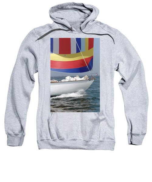 Spinnaker Run Sweatshirt