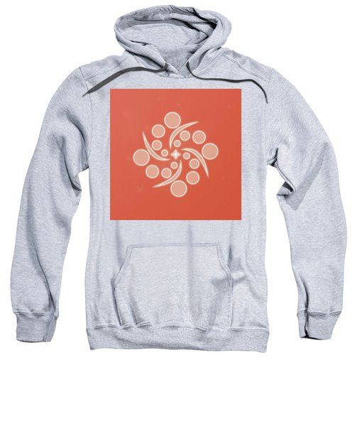 Spiral Of Life Sweatshirt