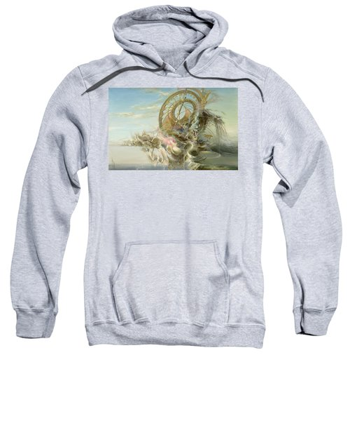 Spiral Of Time Sweatshirt