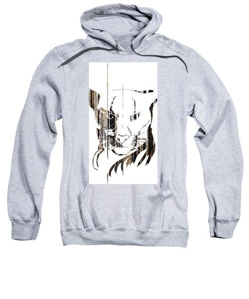 Spirit Animal . Cougar Sweatshirt