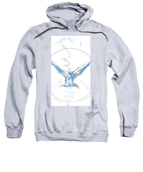 Spirit Animal . Crow Sweatshirt