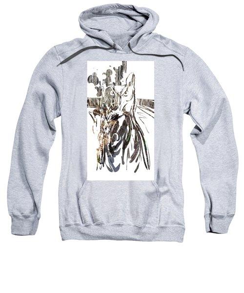 Spirit Animal . Owl Sweatshirt