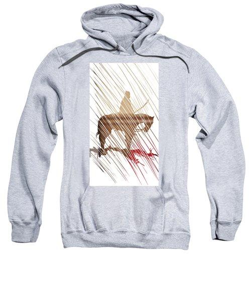Spirit Animal . War Horse  Sweatshirt
