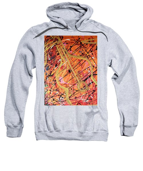 Splash Of Brass 2 Sweatshirt