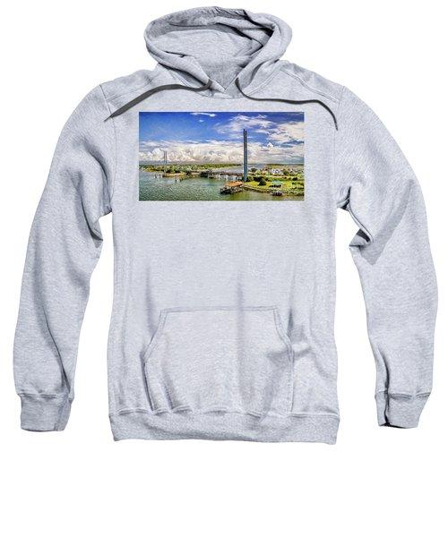 Splendid Bridge Sweatshirt