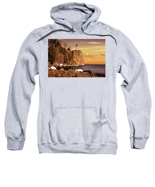 Split Rock Lighthouse Sweatshirt