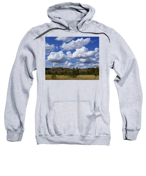 Spokane Cloudscape Sweatshirt