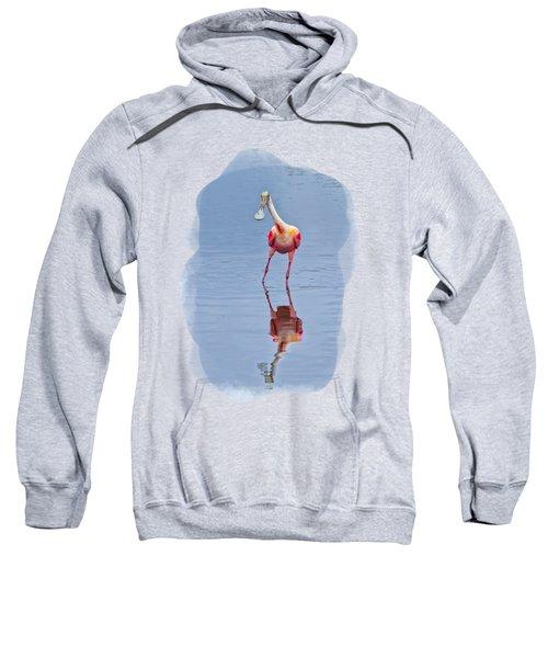 Spoonbill 1 Sweatshirt