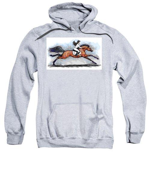 Sport Horse Rider Sweatshirt