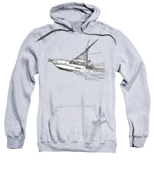 Sportfish Yacht Custom Tee Shirt Sweatshirt