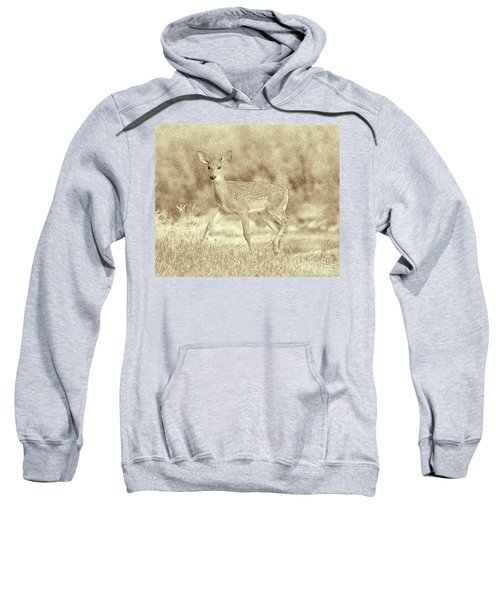 Spotted Fawn Sweatshirt