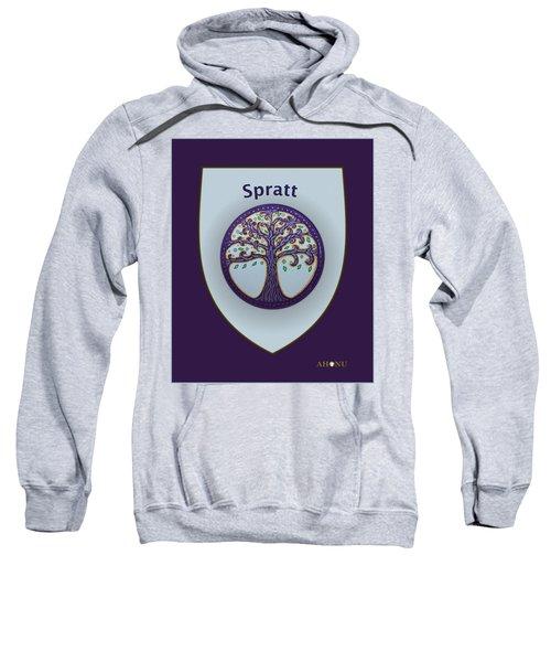 Spratt Family Crest Sweatshirt