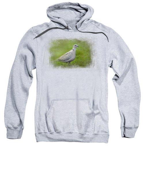 Spring Dove Sweatshirt by Jai Johnson