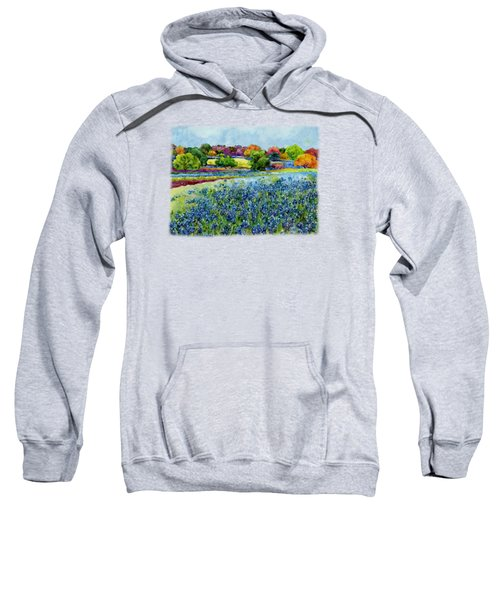 Spring Impressions Sweatshirt