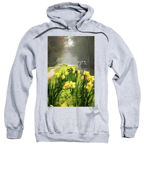 Spring Morning Sweatshirt