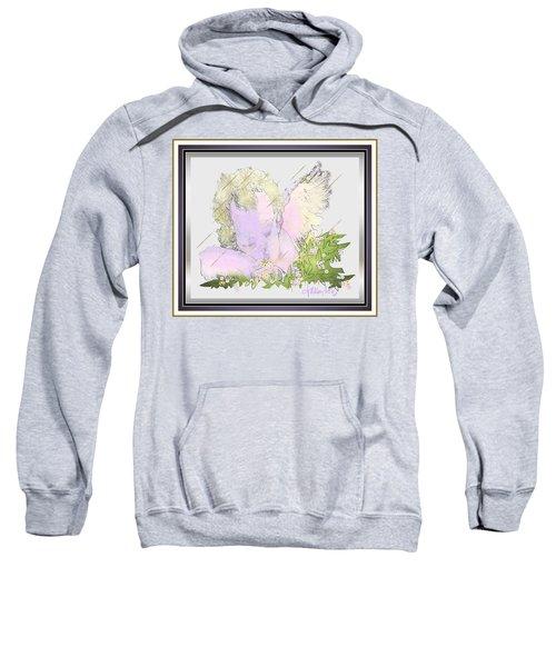 Spring Shower Slumber Sweatshirt