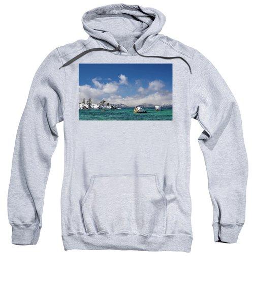 Spring Snow Sweatshirt