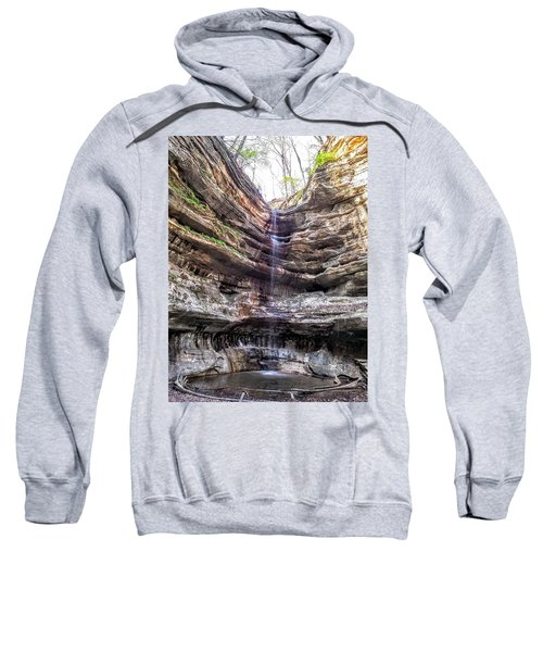 Spring Trickling In Sweatshirt