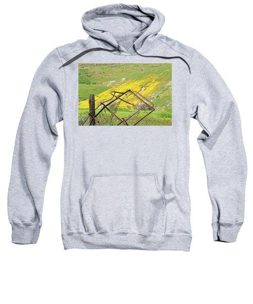 Springtime In California Sweatshirt