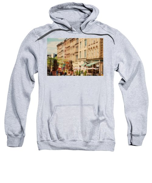 Springtime In Halifax Sweatshirt