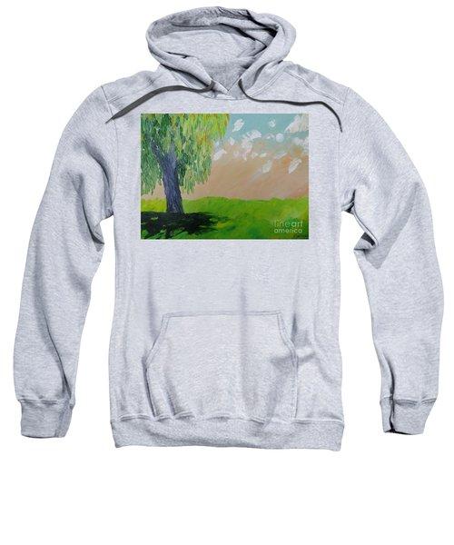 Springtime Willow Sweatshirt