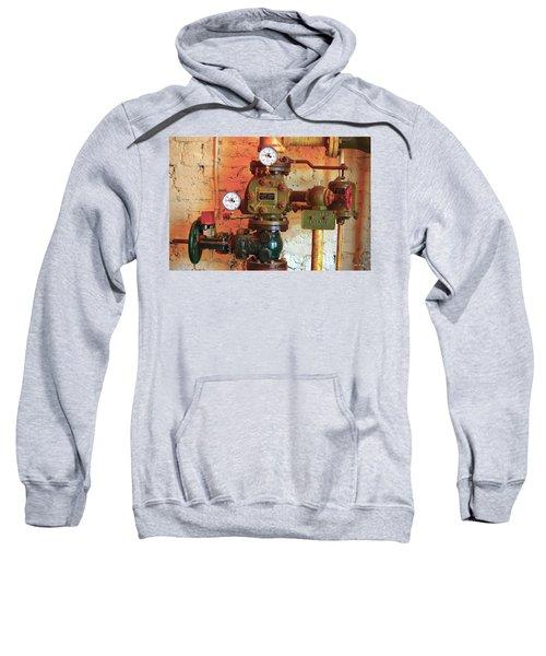 A Spinkle In Time Sprinkler Guages Sweatshirt