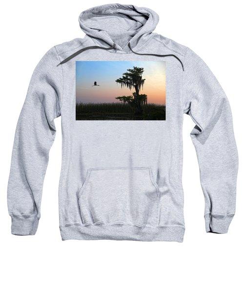 St Augustine Morning Sweatshirt