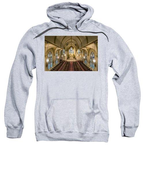 St. Francis Xavier Cathedral Sweatshirt