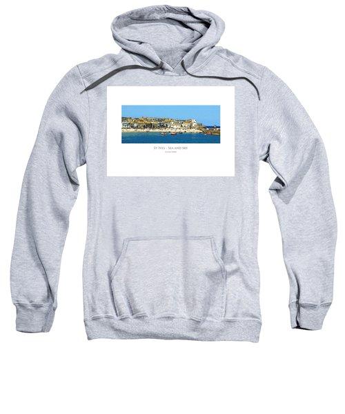 St Ives Sea And Sky Sweatshirt