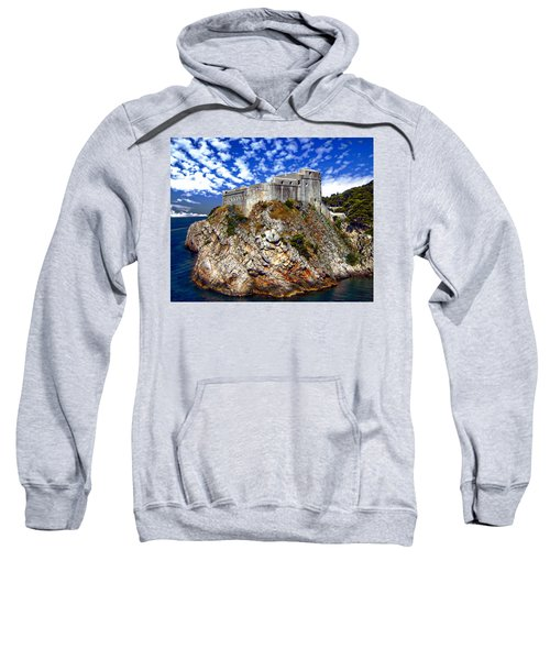 St. Lawrence Fortress Sweatshirt