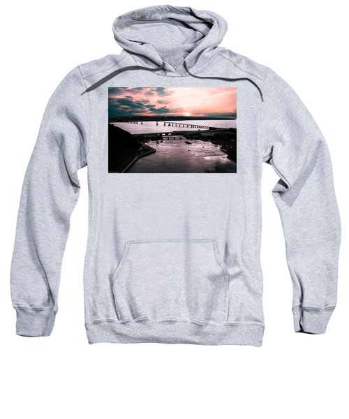 St. Lawrence Sunset Sweatshirt