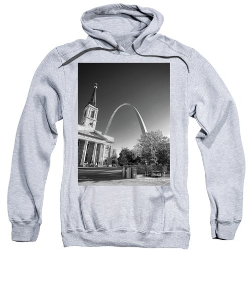 St. Louis Arch Sweatshirt