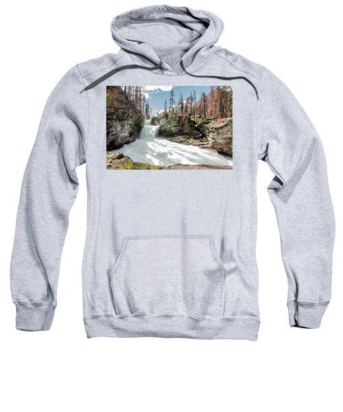 St. Mary Falls Sweatshirt