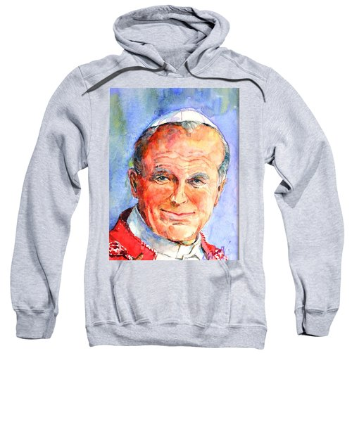 St. Pope Paul John II Sweatshirt