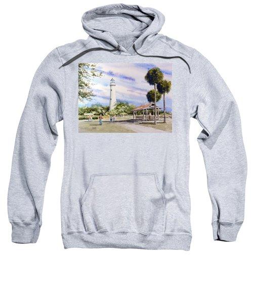 St. Simons Island Lighthouse Sweatshirt