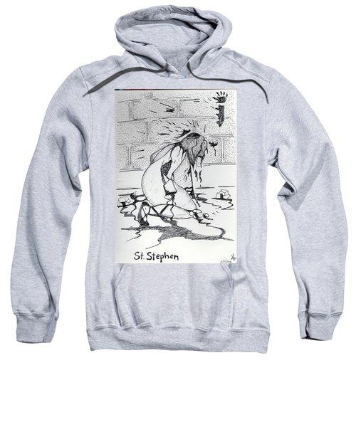 St Stephen Sweatshirt