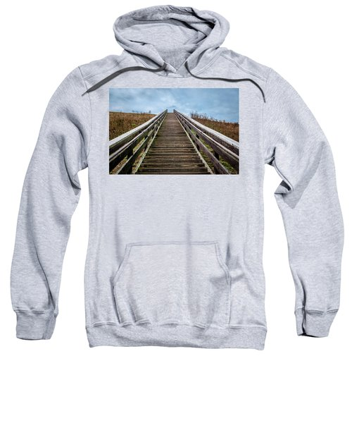 Stairway To The Sky Sweatshirt