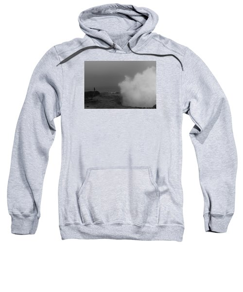 Standing Against Nature Sweatshirt