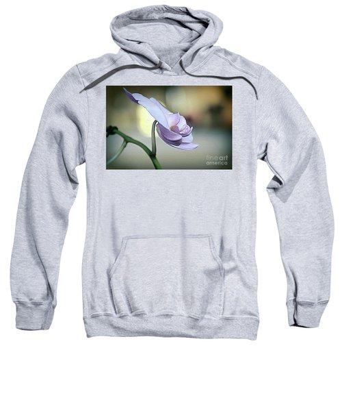 Standing Alone In Silence Sweatshirt