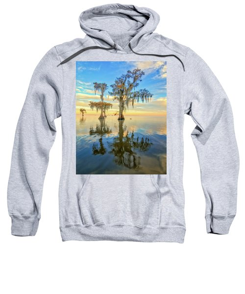 Standing On The Edge Sweatshirt
