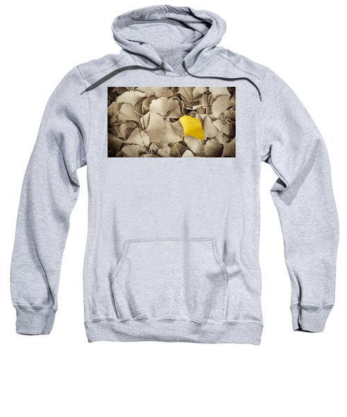 Standing Out In A Crowd Sweatshirt