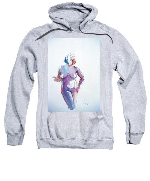 Standing Study Sweatshirt