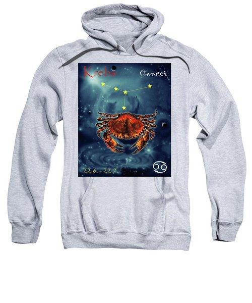 Star Of Cancer Sweatshirt