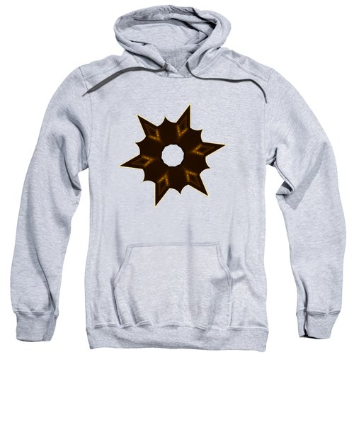 Star Record No. 2 Sweatshirt by Stephanie Brock