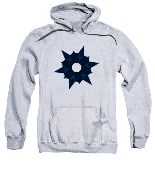 Star Record No. 3 Sweatshirt by Stephanie Brock